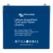 Blueline-Akku 12.8 V / 60 Ah - smart Lithium battery