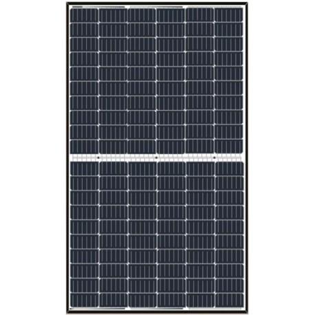Cella solare 370 Watt 24V monocristallina nero