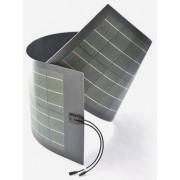 Solar modules flexible