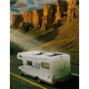 Solar module kit for motor homes