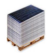 Modules solaires d'alimentation du réseau